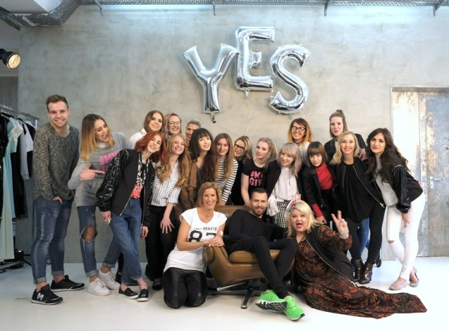 Bonprix Fashion Club Shooting mit Marcell von Berlin Bild 8