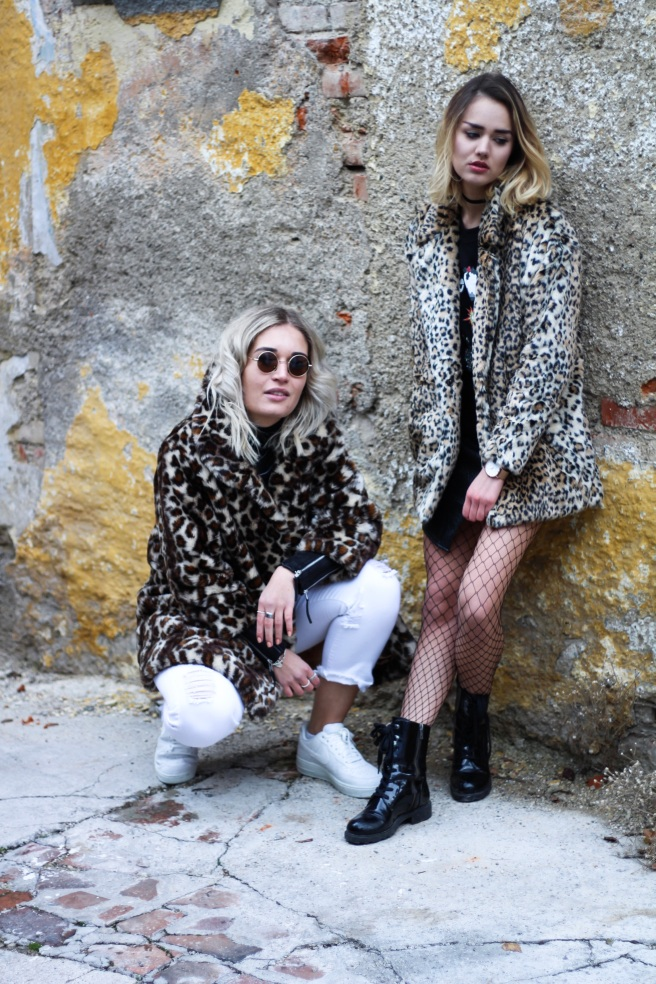 deutsche Blogger Fashionblog München Modeblog Leopardenmantel Leo Coat
