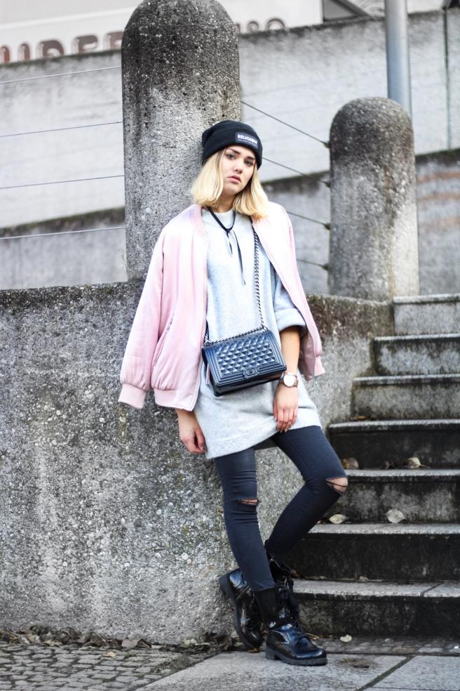 Fashionblogger Munich deutsche Blogger Modeblog München Streetstyle