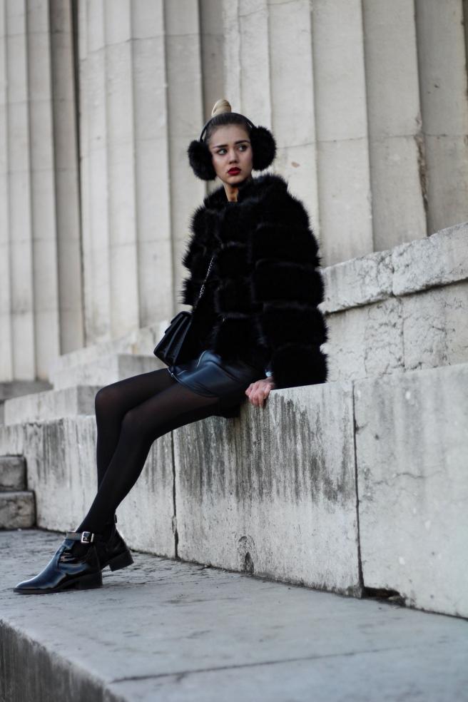 deutsche Blogger Fashionblog Munich Modeblog München Wintertrends Fake Fur