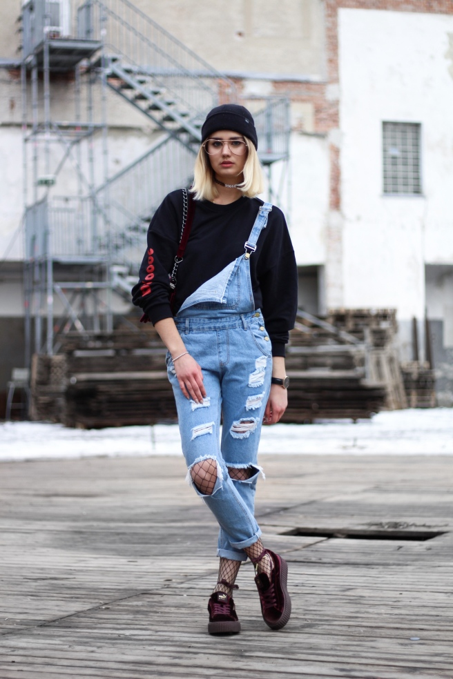 modeblog münchen fashionblogger munich german fashion blog latzhosen outfit
