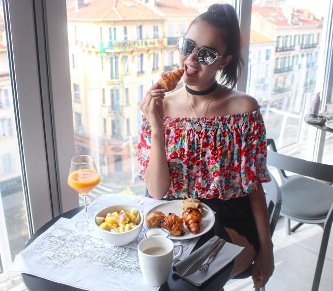Okko Hotel Cannes - Fashionblogger Travelblogger Hotel France